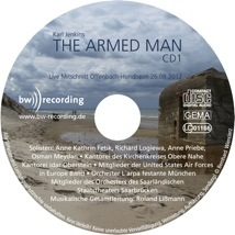 CD-Cover The Armed Man